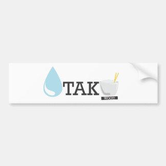 Otaku Woot! Bumper Sticker