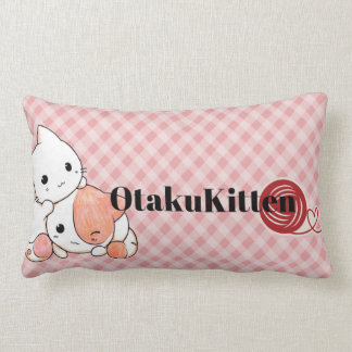 OtakuKitten Lumbar pillow