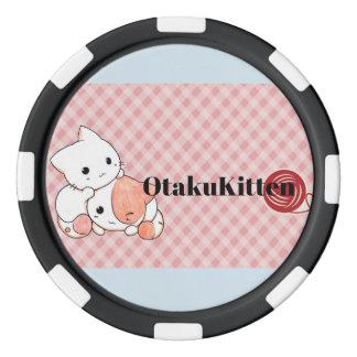 OtakuKitten poker chips