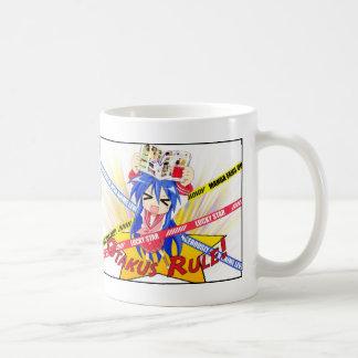 Otakus Rule! Coffee Mug