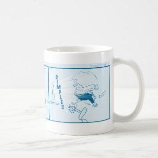 Otalia comic - Dimples Coffee Mug