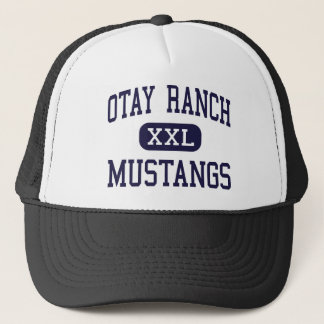 Otay Ranch - Mustangs - High - Chula Vista Trucker Hat