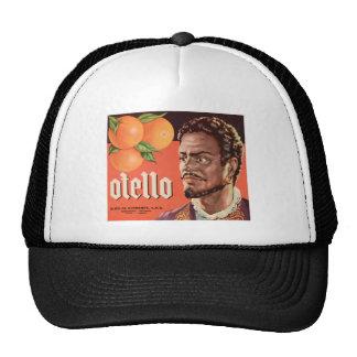 Otello Orange Label Trucker Hat