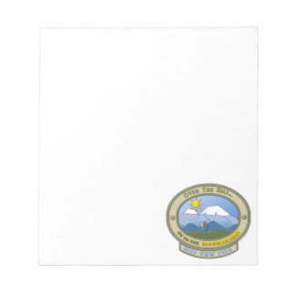 """OTH..., 5.5"""" x 6"""" Notepad - 40 pages"""