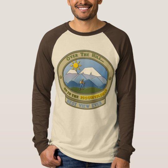 OTH! Men's Canvas Long Sleeve Raglan T-Shirt
