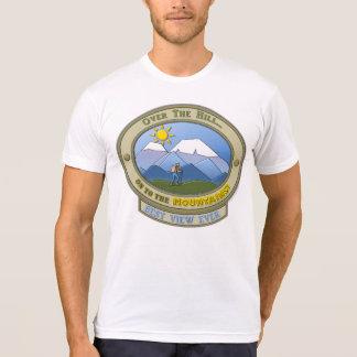 OTH! Men's Poly-Cotton Blend T-Shirt