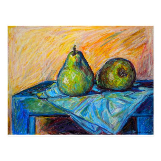 Other Pears Postcard