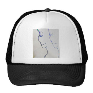 Other Worlds Marching in Cadence Trucker Hat