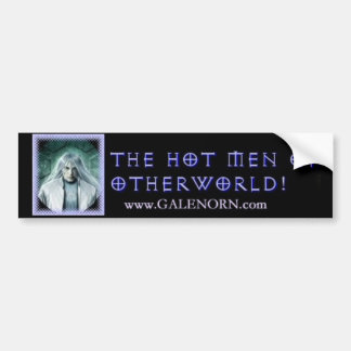 Otherworld Bumper Sticker: The Men Bumper Sticker