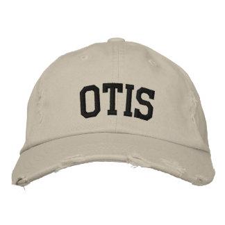 Otis a brodé le chapeau casquettes brodées