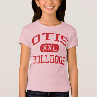 Otis - Bulldogs - Otis High School - Otis Colorado T-Shirt