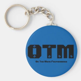 OTM Performance Key Chain