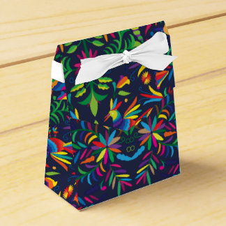 Otomi Colorful Favor Box