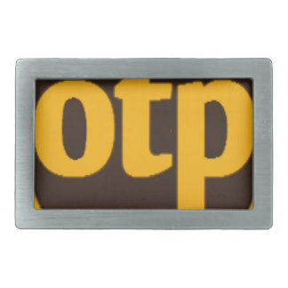 OTP BELT BUCKLES