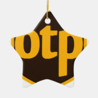 OTP CERAMIC ORNAMENT