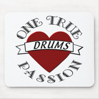 OTP Drums Mouse Pad