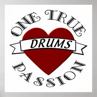 OTP: Drums Posters