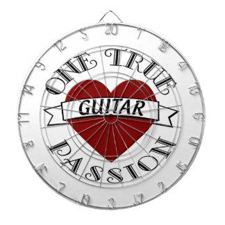 OTP: Guitar Dart Board