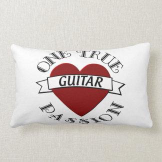 OTP: Guitar Throw Pillow