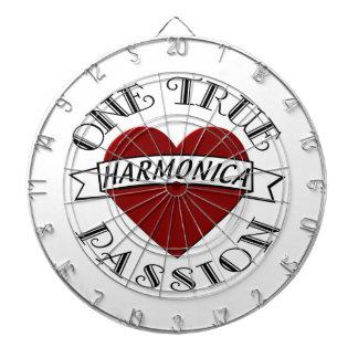 OTP: Harmonica Dartboard With Darts