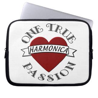 OTP: Harmonica Laptop Sleeves