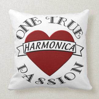 OTP: Harmonica Pillow
