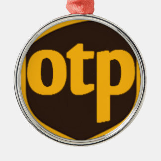 OTP METAL ORNAMENT
