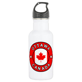 Ottawa Canada 532 Ml Water Bottle
