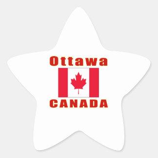 Ottawa Canada capital designs Stickers