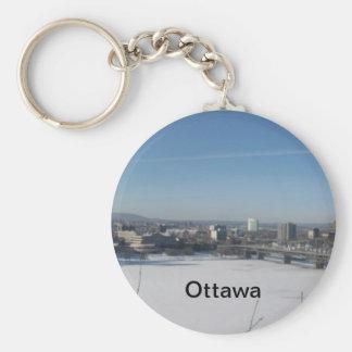 Ottawa Canada Keychain