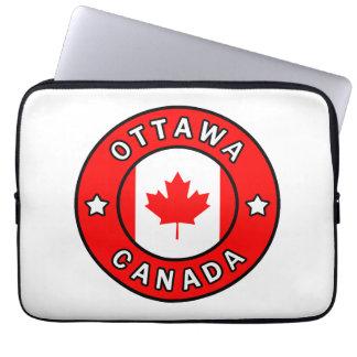 Ottawa Canada Laptop Sleeve