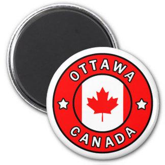 Ottawa Canada Magnet