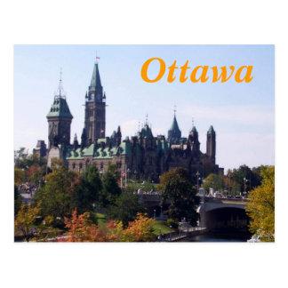 Ottawa Canada postcard