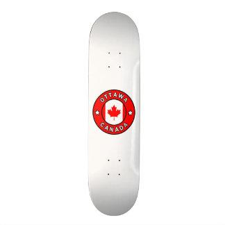 Ottawa Canada Skate Board Decks