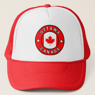 Ottawa Canada Trucker Hat