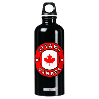 Ottawa Canada Water Bottle