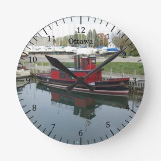 Ottawa clock