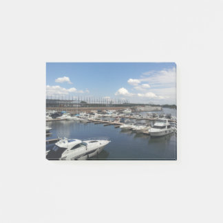 Ottawa Docks Post-It Notes