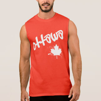Ottawa Graffiti Sleeveless Shirt