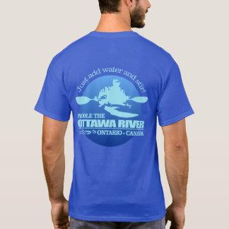 Ottawa River (Blue) T-Shirt