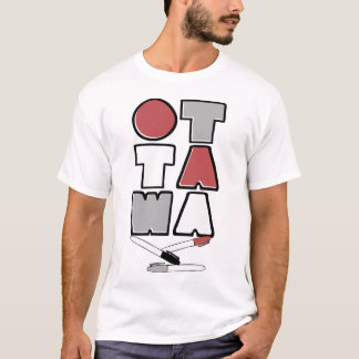 Ottawa Sharpies T-Shirt