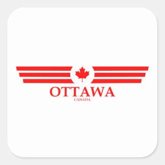 OTTAWA SQUARE STICKER