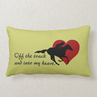 OTTB Decorative Pillow