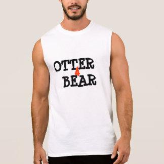 Otter 4 Bear Sleeveless Shirt