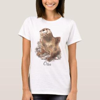 Otter Animal Totem T-Shirt