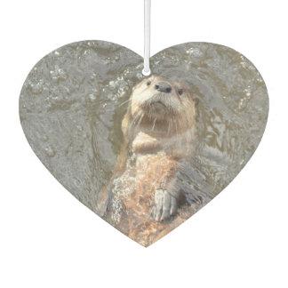 Otter Back Float Air Freshener