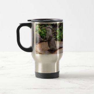 Otter Be Talking, Travel Mug