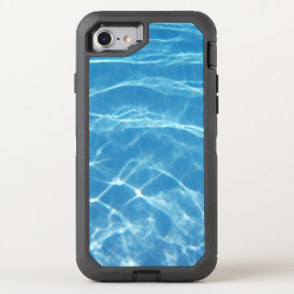 Otter Box iPhone 7 swimming pool