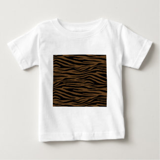 Otter Brown Tiger Baby T-Shirt