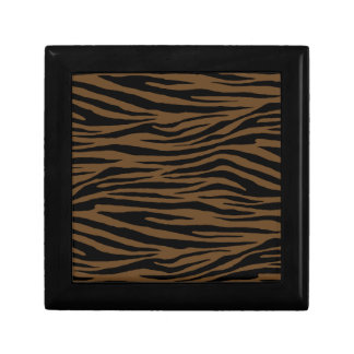 Otter Brown Tiger Gift Box